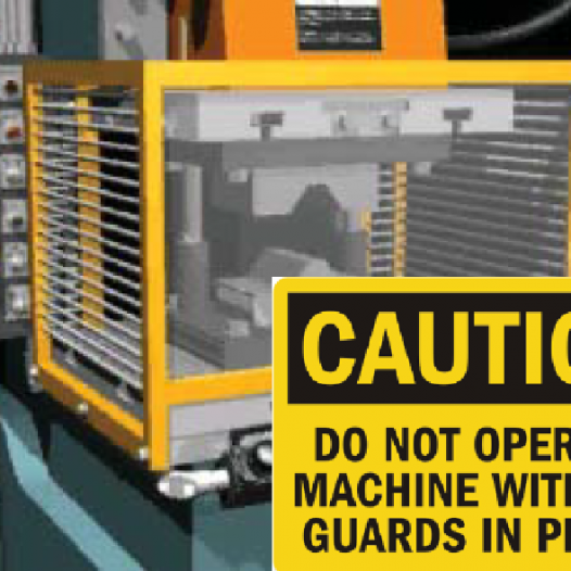 OSHA 7100 – Introduction To Machinery And Machine Safeguarding